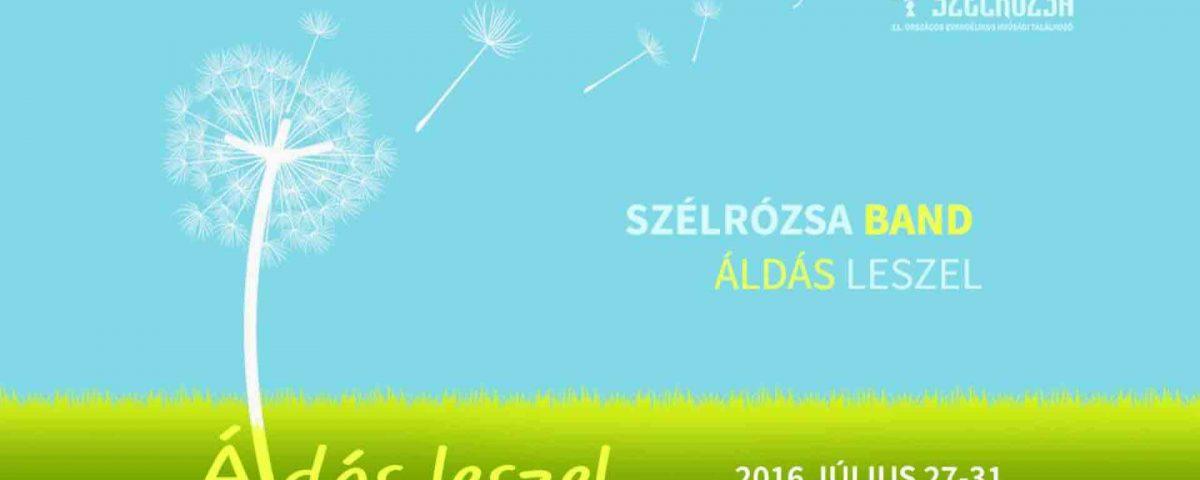 Szélrózsa Országos Evangélikus Ifjúsági Találkozó - Mátrafüred bejegyzés